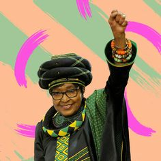 Winnie Mandela's Life In Pictures | A look back at activist and history maker Winnie Mandela's life in pictures.