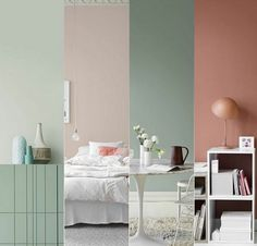 Trends for Caribbean interiors 2016 … be inspired! Living Room, Blush Walls, Interior Decorating, Interior, Home, Wall, Pastel Room, Furnishings, Wall Color