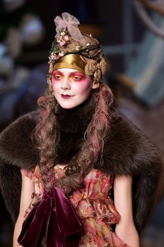 John Galliano Fall 2007 Ready to Wear