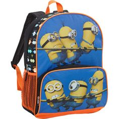 """Despicable Me 16"""" Backpack"""