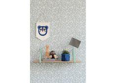 metalen plankdragers voor houten muurplank Ferm Living | kinderen-shop Kleine Zebra