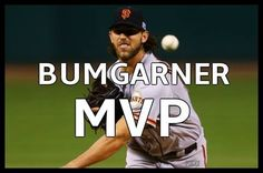 2014.10.29 Madison Bumgarner World Series MVP
