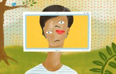 Kids and Screen Time: What Does the Research Say?  - effects on reading facial expressions/emotions