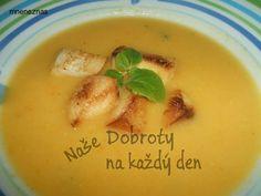 Recept Cuketovo - mrkvový krém. Autor: mneneznas.