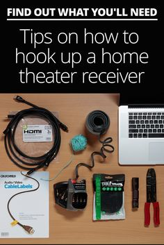 Home theaters bocinas Home theater receiver setup guide. Tips on how to hook it up and tweak it like a pro Home Theater Setup, Best Home Theater, Home Theater Speakers, Home Theater Rooms, Home Theater Projectors, Home Theater Design, Home Theater Seating, Movie Theater, Installation Home Cinema