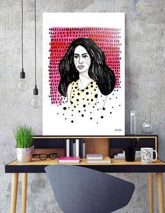Discover «dot», Limited Edition Aluminum Print by YRK STUDIO - From $99 - Curioos