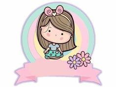 Cute Cartoon Pictures, Cute Images, Christmas Ornament Template, Blog Backgrounds, Office Graphics, Note Paper, Cute Dolls, Clipart, Cute Drawings