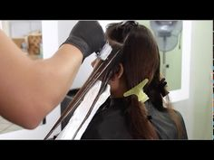 Como decolorar el cabello y pintar con fantasía - How to Bleach and Dye Your Hair Fantasy Colors - YouTube
