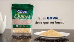 Crema de Quinoa Goya - 1 taza de Quinoa Orgánica Goya - 2 tazas de Leche de Coco Goya - 1 cda de Azucar morena - Canela en polvo Goya - 1/2 cda. de vainilla Goya - Frutas secas - Almendra picada Si es Goya... tiene que ser bueno