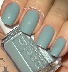 Parka Perfect - Essie #nails