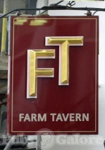 Farm Tavern - best roasts and flint the dog