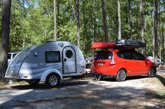Honda Fit and teardrop camper, LOTS OF PICS :-) - Unofficial Honda FIT Forums