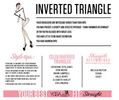 ShopShopgirls - Inverted Triangle Body Shape