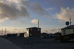 Melting Arctic Ice Makes High-Speed Internet a Reality in a Remote Town:  The receding ice has opened new passageways for high-speed internet cables. Point Hope, a gravel spit in northwest Alaska, is along one of the new routes.