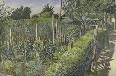 Stanley Spencer | King's Cookham Rise, 1947 | 1981.193 | After Treatment