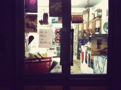 Rue de Meaux. nutella tu es la #belleville