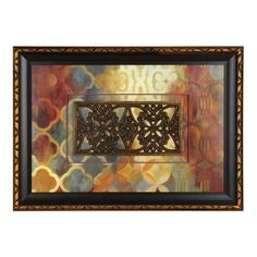 Global Edge Shadowbox | Kirklands