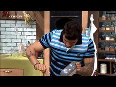ΚΑΝΤΟ ΟΠΩΣ Ο ΑΚΗΣ: Τούρτα παγωτό με πραλίνα φουντουκιού - YouTube