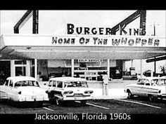 Jacksonville, Florida 1961 to 1970