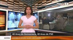 115ª Edição - 18 julho de2014. Esta semana: Aniversário da JSD, Uma Politica de Natalidade para Portugal, 40 Anos Democracia 40 anos de PSD, Iniciativas Partidárias e Povo Livre.  http://youtu.be/W6RWK7LmdCM