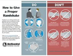 How to give a proper Handshake.