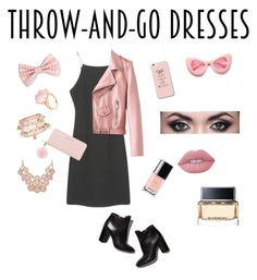 """#throwandgodresses"" by bloodymystery001 on Polyvore featuring Pierre Hardy, Michael Kors, ZeroUV, Goshwara, Accessorize, Lime Crime and Givenchy"