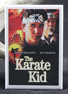 The Karate Kid Movie Poster Refrigerator Magnet >>> This is an Amazon Affiliate link. Want to know more, click on the image.