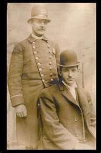 Baltimore Police Officer 1900