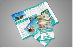 Tri Fold Travel Brochure Lovely Travel Brochure Templates for Travel Agencies Texty Cafe