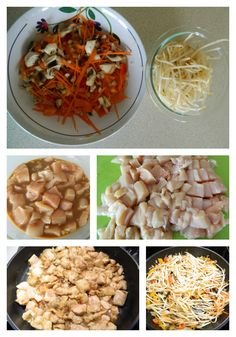 Sweet and Sour Stir Fry- Pinterest- Ottawa Mommy Club Sweet Sour Chicken, Chicken Stir Fry, Stir Fry Recipes, Home Recipes, Ottawa, Chinese Food, Risotto, Fries, Chicken Recipes