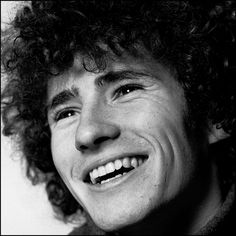 Tim Buckley, songwriter and father of Jeff Buckley
