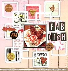 Danielle de Konink for Paper Issues - check the link for the free cut file!! @paperissuesteam @wermemorykeeper Love Notes @silhouettepins