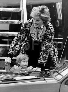 Princess Diana September 1986