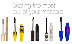 Great tips on how to get the best lashes!
