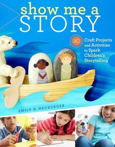 Craft Projects that promote storytelling