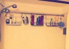 Genious Idea For More Bathroom Storage!! #Home #Garden #Trusper #Tip