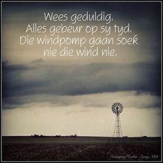 die windpomp gaan soek nie die wind nie - Google Search