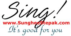 Singing Lessons, Voice Lessons, Vocal Lessons, Piano Lessons  Singing Piano Studio Vancouver  ' Special Introductory Prices for the 1st 4 lessons ' www.SingingLessonsVancouver.net www.PianoLessonsInVancouver.ca www.SungheeStepak.com