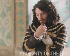 S3, King Louis. Courtesy of Jessica Pope, on her twitter.