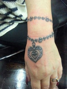 my bracelet tattoo Di Mill