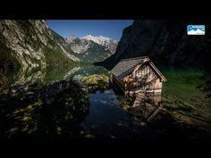 http://www.youtube.com/bglt Timelapse Wasser: Die vier Elemente im Berchtesgadener Land