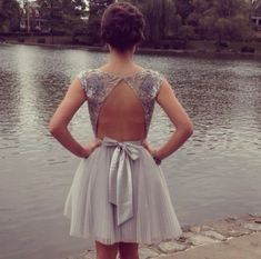 pretty in grey- openback: Where to get this style? - Wheretoget