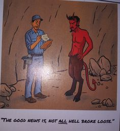 Sympathy For The Devil, Literary Characters, Good News, Baseball Cards, Painting, Art, Art Background, Painting Art, Kunst