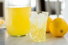 simple and perfect Limoncello made in an Instant Pot pressure cooker