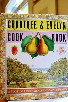I love the vegetables provencale recipe Crabtree & Evelyn cookbook