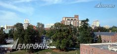 View from the south across the Towson University campus