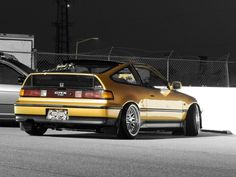 glass top right hand drive crx.