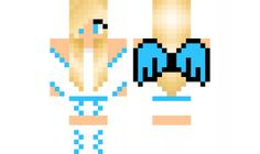 minecraft skin angel-girl Find it with our new Android Minecraft Skins App: https://play.google.com/store/apps/details?id=the.gecko.girlskins