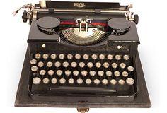 Royal Typewriter on OneKingsLane.com