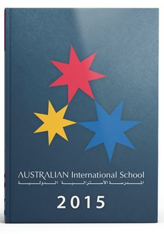 Adding some subtle texturing to your cover design can give you really professional results for your yearbook and softens flat colour Flat Color, Colour, Yearbook Covers, International School, Cover Design, Artwork, Color, Work Of Art, Auguste Rodin Artwork